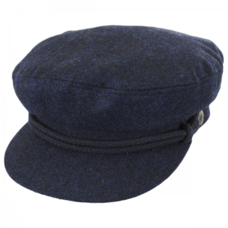 Brixton Hats Wool Blend Fiddler Cap
