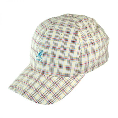 Kangol Kangol - Samuel L. Jackson Golf Links Check Baseball Cap