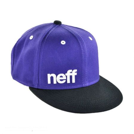 Neff Daily Snapback Baseball Cap