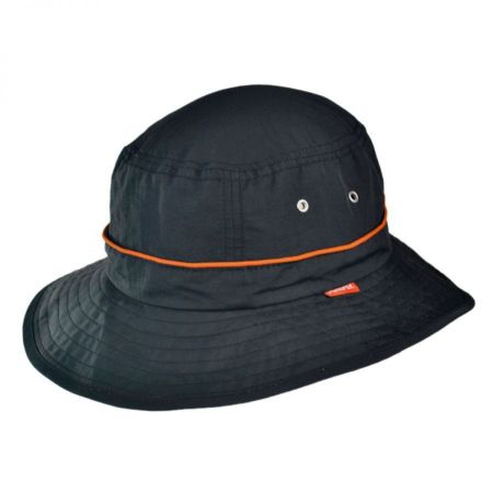 UV Protection Drawstring Bucket Hat alternate view 1