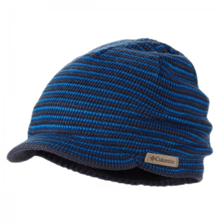 Columbia Sportswear Northern Peak Knit Acrylic Visor Beanie Hat