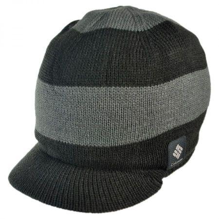 Northern Peak Visor Beanie Hat
