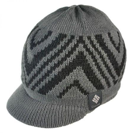 Columbia Sportswear Diamond Heat Visor Beanie Hat