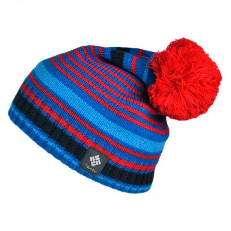 Winter Blur Beanie Hat