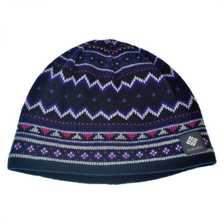 Alpine Action Beanie Hat