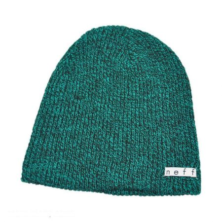 Daily Heather Knit Beanie Hat alternate view 4