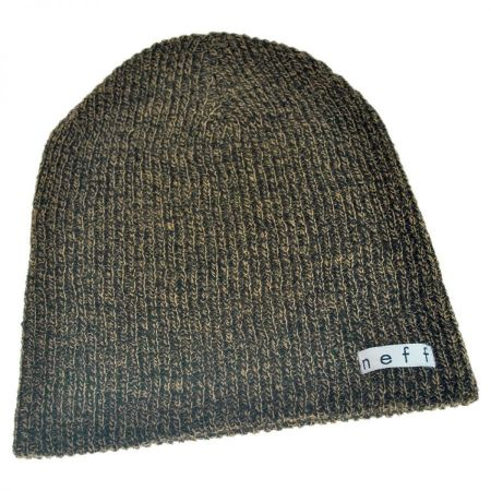 Daily Heather Knit Beanie Hat alternate view 6