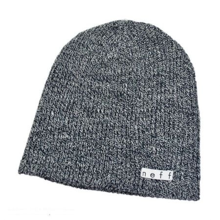 Daily Heather Knit Beanie Hat alternate view 8