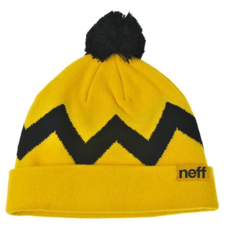 Neff Charlie Brown Beanie Hat