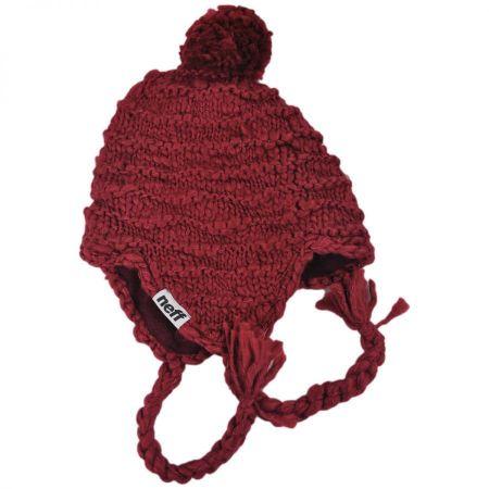 Neff Coze Peruvian Beanie Hat