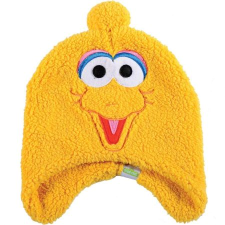 Neff Sesame Street Big Bird Beanie Hat
