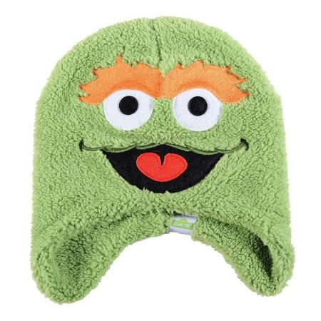 Sesame Street Oscar the Grouch Beanie Hat