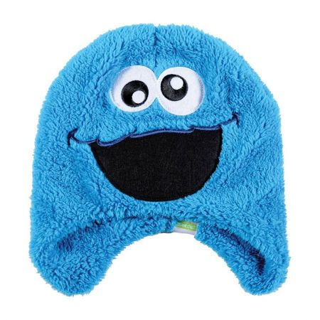 Sesame Street Cookie Monster Beanie Hat