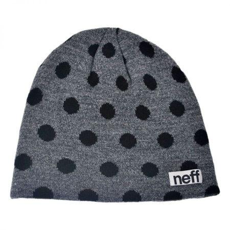 Neff Polka Dot Beanie Hat