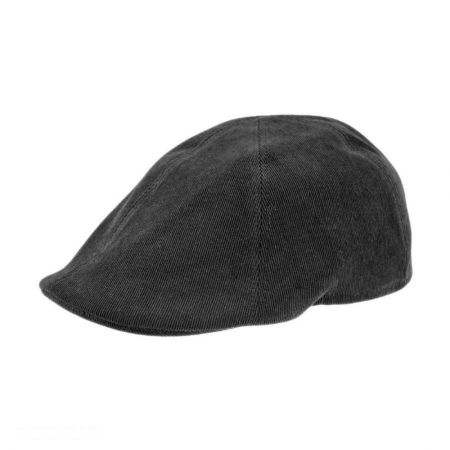B2B Jaxon Corduroy Duckbill Ivy Cap