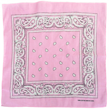 Printed Cotton Bandana