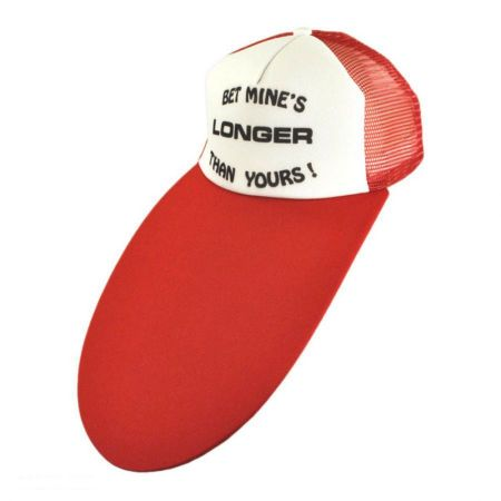 Jacobson Bet Mine's Longer Than Yours Snapback Baseball Cap