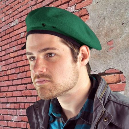 Budget Military Wool Beret
