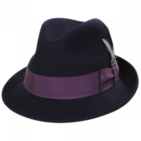 Tino Wool Felt Trilby Fedora Hat alternate view 70