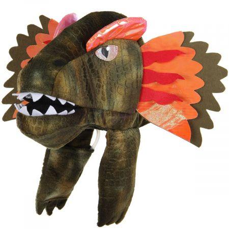 Elope Dilophosaurus Sprazy Hat