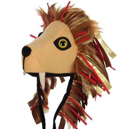 Harry Potter Luna Lovegood Lion Hat