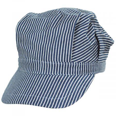 Cotton Snapback Engineer Cap