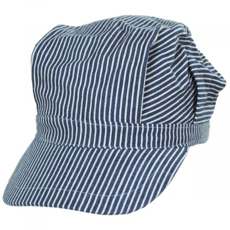 Jacobson Cotton Snapback Engineer Cap