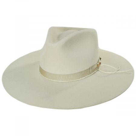 Stetson JW Marshall Wool Felt Western Hat