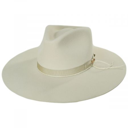 JW Marshall Wool Felt Western Hat alternate view 13