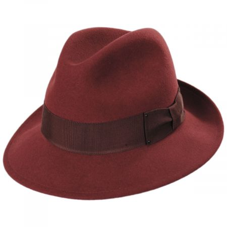 Blixen Wool LiteFelt Fedora Hat alternate view 8
