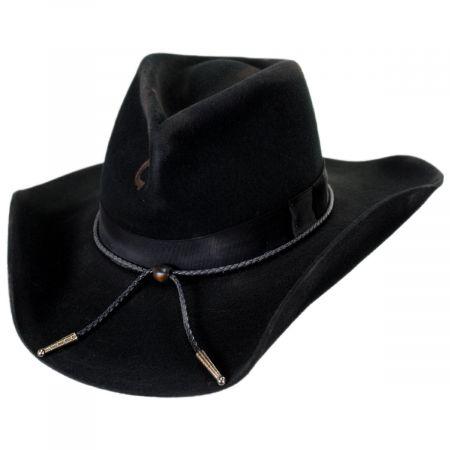 Desperado Wool Felt Western Hat