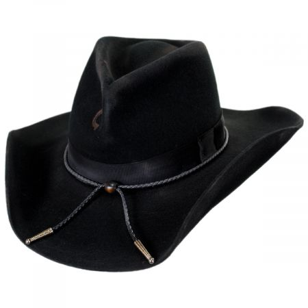 Desperado Wool Felt Western Hat alternate view 45