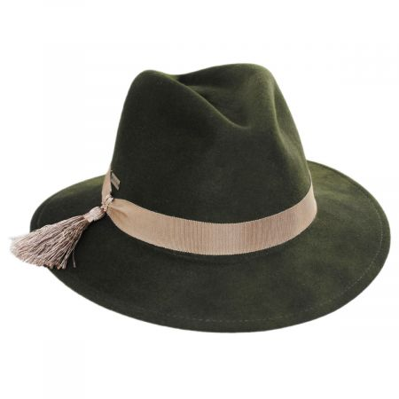 Betmar Ashland Wool Fedora Hat