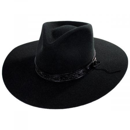 Stetson John Wayne McNally Wool Felt Western Hat