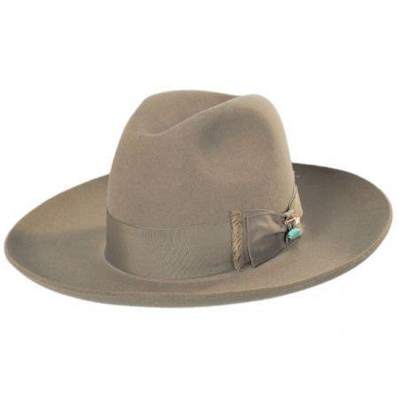 Eureka Wool Felt Western Hat