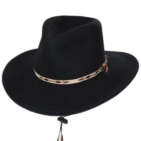 Ashley Crushable Wool Felt Earflap Aussie Hat alternate view 19