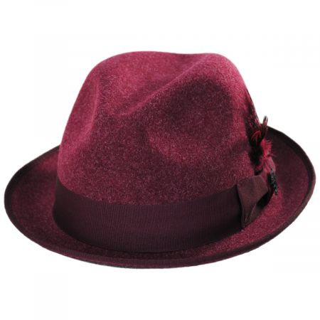 Colony Two Tone ProvatoKnit Fedora Hat alternate view 5