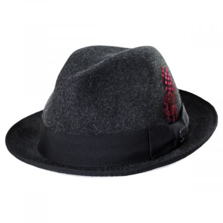 Colony Two Tone ProvatoKnit Fedora Hat alternate view 9