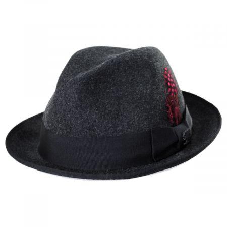 Stacy Adams Colony Two Tone ProvatoKnit Fedora Hat