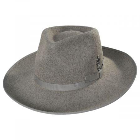 Carlos Santana Nomad ProvatoKnit Crushable Fedora Hat