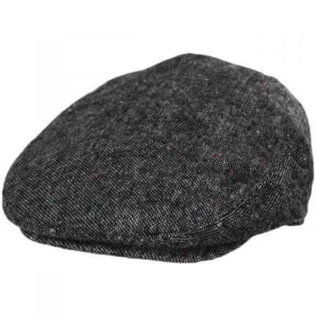 Jaxon Hats Confetti Tweed Wool Blend Ivy Cap
