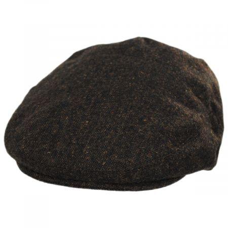 Jaxon Hats Troubadour Tweed Wool Blend Ivy Cap