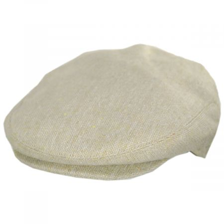 Cabrillo Tweed Wool Blend Ivy Cap