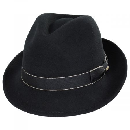 Tasmania Wool Felt Fedora Hat alternate view 9