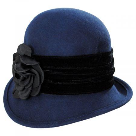 Pietro Wool Felt Cloche Hat alternate view 6