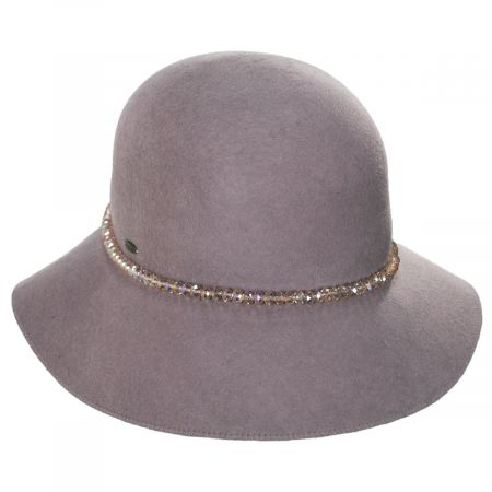 Alessandria Wool Felt Cloche Hat alternate view 5