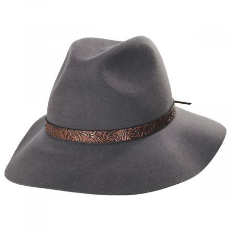 Red Hook Wool Felt Safari Fedora Hat