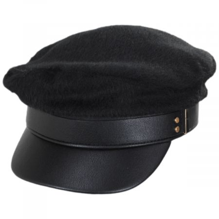 Scala Thompson Wool Blend Fiddler's Cap