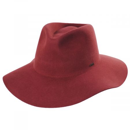 Maya Wool Felt Fedora Hat alternate view 5