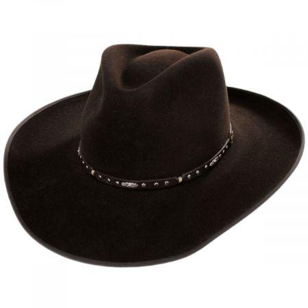 Jackson 6X Fur Felt Crossover Hat